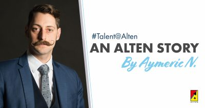 #Talent@Alten: An Alten Story by Aymeric N.