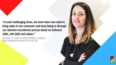 Focus on Recruitment – By Laetitia.G