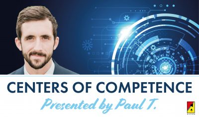 ALTEN Centers of Competence – Presented by Paul T.