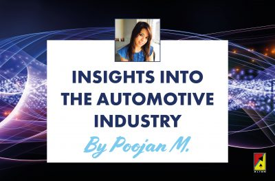 Poojan M. – Insights into the Automotive Industry
