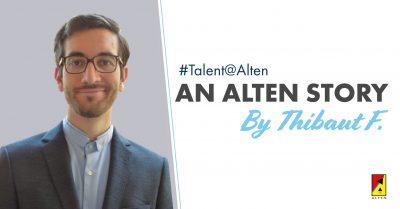 Talent@ALTEN – An ALTEN Story, by Thibaut F